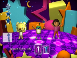 Nickelodeon Dance 2: Screenshot