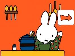 Je speelt als Nederlands' bekendste konijn: Nijntje!