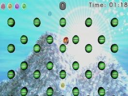 Niki heeft kleurrijke en originele leveldesigns.