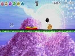 Niki is een leuke game met een voornamelijk uitdagende levels.