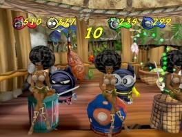 Afro's stylen met ninjazwaarden: is dat wel een goed idee?