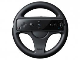 Het Wii Wheel is ook verkrijgbaar in het Zwart! Erg leuk voor als je een zwarte wii hebt!