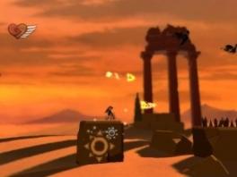 NyxQuest: Kindred Spirits heeft mooie landschappen waar je kippenvel van krijgt.