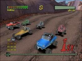 Rijd met deze buggy's over de ruigste terreinen!