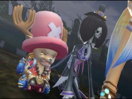 De grappige figuren uit de serie zullen in dit spel aan je zijde staan!