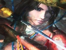 Haar halfzusje Saki is ook speelbaar, maar het grootste deel van het spel speel je als Aya.