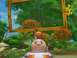 Speel als <a href = https://www.mariowii.nl/wii_spel_info.php?Nintendo=Opoona>Opoona</a>, een soort dikke Captain Olimar!