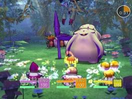 De jungle zit vol gevaren, zoals gigantische paarse hamsters!