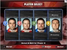Speel met Taylor, Van Barneveld, Mardle en nog veel meer in deze dartgame.