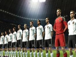 Bij PES2012 kun je kiezen uit de beste clubs van Europa.
