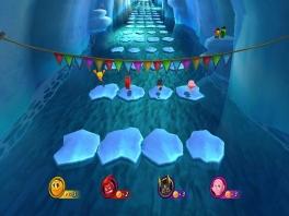 In eerste instantie lijkt het een <a href = https://www.mario64.nl/Nintendo64_Mario_Party.htm target = _blank>Mario Party</a>-kloon, en helaas is het ook niet meer dan dat...