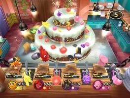 Laat die taart maar lekker staan: wie deze game koopt is helaas nog lang niet jarig...