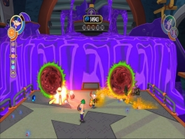 Speel door meer dan 30 levels om het kwaad te verslaan en de wereld te redden!