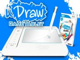 Teken op de Wii Game Tablet!
