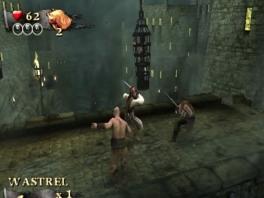 Hoe goed kan jij met een zwaard omgaan? Ik hoop goed, anders loopt dit bloederig af hoor!