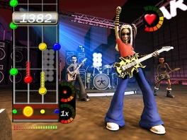 Speel als verschillende stoere rockgitaristen!