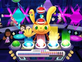 Popn Rhythm: Screenshot
