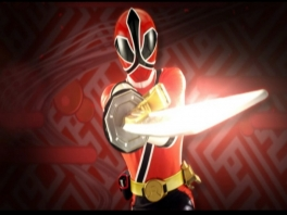 Jayden is de Red Ranger en de leider van de groep. Naast hem kun je ook nog 5 andere Rangers kiezen.