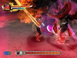Power Rangers en zwaarden; dat kunnen dan natuurlijk nooit KLEINE zwaardjes zijn...