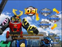 Ook Megazord-gevechten mogen in dit Power Rangers-spel natuurlijk niet ontbreken!