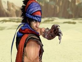 Dit is de Prince of Persia, waar je (zoals altijd) mee moet spelen.