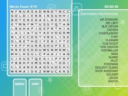 Woordzoekers; de nachtmerrie van elke dyslectische puzzelaar!