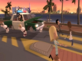 Alles stelen wat maar los zit. Zelfs de politie auto is te stelen!!