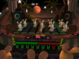 <a href = https://www.mariowii.nl/wii_spel_info.php?Nintendo=Rayman_Raving_Rabbids>Rayman Raving Rabbids</a> en Raving Rabbids TV Party zijn beide minigame-collecties.