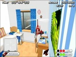 Maak de slaapkamer onveilig met je kleine machine!