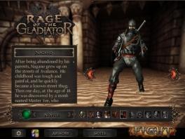 Er zijn tot wel 22 verschillende gladiatoren vrij te spelen!