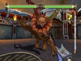 Vecht tegen de meest brute monsters en probeer er met de winst vandoor te gaan!