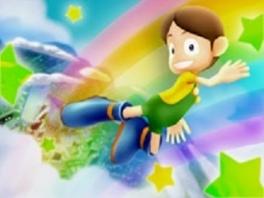 Ga als dit jongetje op avontuur naar de Rainbow Islands!
