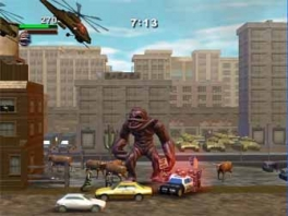 """Hadden ze niet even kunnen waarschuwen voor de opnames van """"<a href = https://www.mariocube.nl/GameCube_Spelinfo.php?Nintendo=King_Kong target = _blank>King Kong</a> 2""""?"""