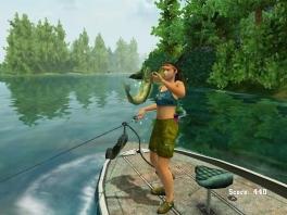 Ga het water op, vang vis: redelijk vanzelfsprekend allemaal