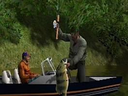 Ga vissen in de moerassen als deze... Amerikaans uitziende types.