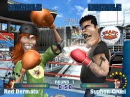 Speel als verschillende... interessante boksers.