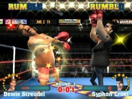 """Als je Rumble vol hebt krijg je een soort """"superslag""""."""