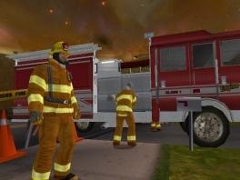 Nee, het is niet Brandweerman Sam: dit is het echte werk, met echte professionals