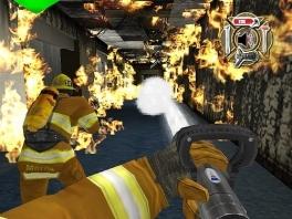 In dit spel is vuur de enige vijand. Denk echter niet dat dat makkelijk is...