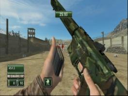 Het spel zou zijn naam niet verdienen als je je wapens nooit hoefde te reloaden.