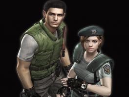 Net als in het originele eerste deel kun je kiezen uit de personages Chris en Jill