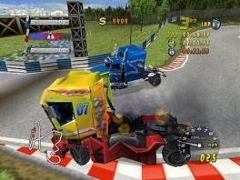 Speel als dit soort... prachtige vrachtwagens.