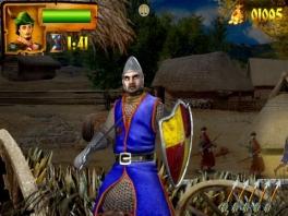 Speel als Robin Hood en als Koning Richard!