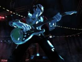 In Rock Band 2 is het mogelijk met je zelfgemaakte personages te spelen.