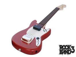 Rock Band 3 Guitar: Afbeelding met speelbare characters