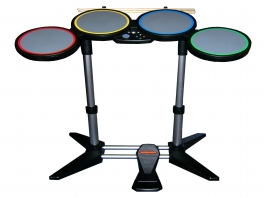 Rock Band Drums: Screenshot