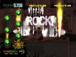HEY! Het is Guitar Hero! Oh nee... toch niet.