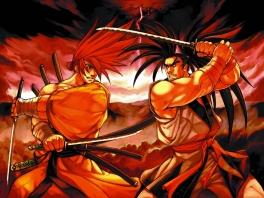 Je speelt de gebruiker van een Samurai. Of is het andersom?