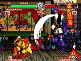 Deze game bevat veel te gekke moves om je tegenstander neer te halen!