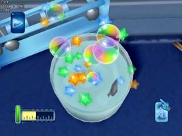 """""""Zoals je ziet doen we zeer gevaarlijke experimenten met... bubbels?"""""""